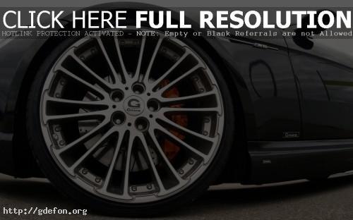 Обои BMW G POWER M6 HURRICANE Convertible фото картики заставки