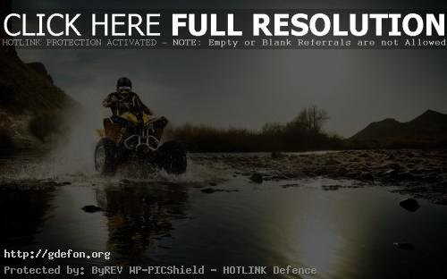 Обои ATV Ride фото картики заставки