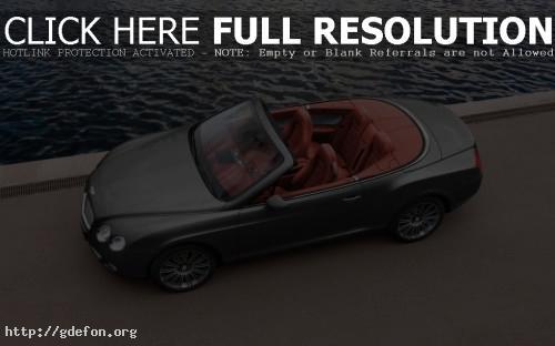 Обои Bentley Continental фото картики заставки