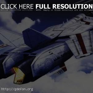 Реактивный самолёт будущего