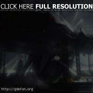 Сборка космического корабля