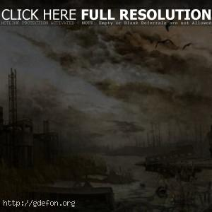 Панорама из Сталкера