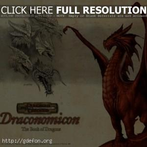 Draconomicon — Red Dragon