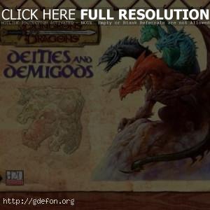 Тиамат — Королева драконов