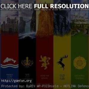 Семь королевств Вестероса