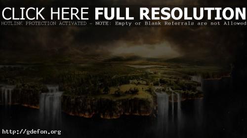 Обои Конец света фото картики заставки