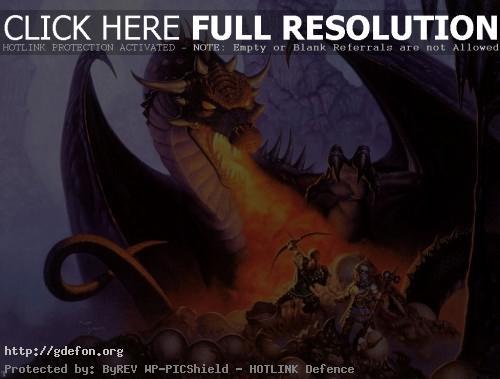 Обои Логово дракона фото картики заставки