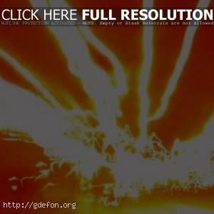 Смазанные огни