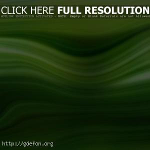 Зелёные разводы