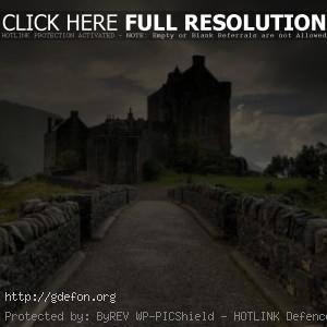 Древний замок