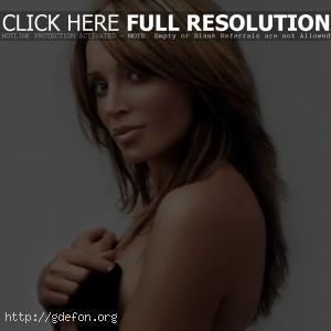 Danni Minogue голая