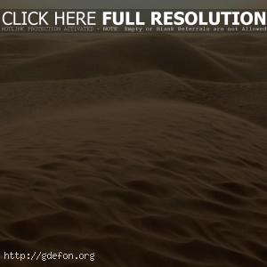 Песок, пустыня, жара