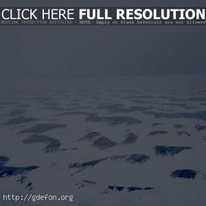 Снег, лед, зима