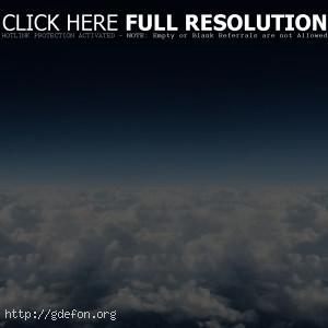 Небо, облака, небеса
