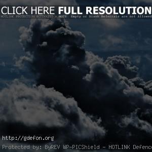 Облака, тучи, небо, непогода