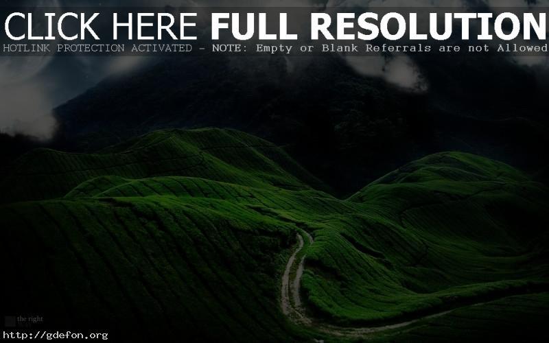 Обои Дорога, планета, холмы фото картики заставки