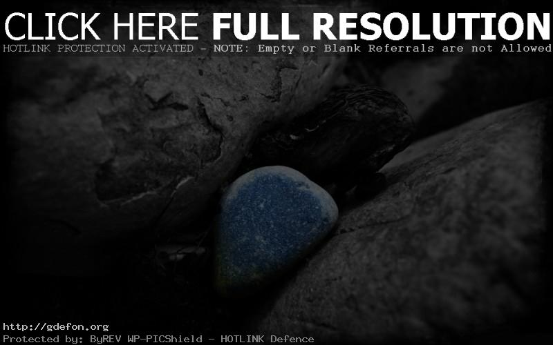 Обои Камни, черно-белое, макро фото картики заставки