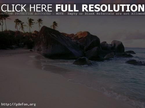 Обои Прекрасный пляж фото картики заставки