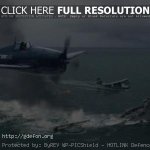 Pacific assault