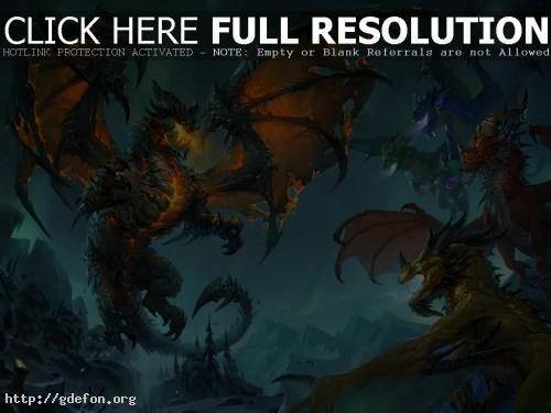 Обои Предводитель драконов фото картики заставки