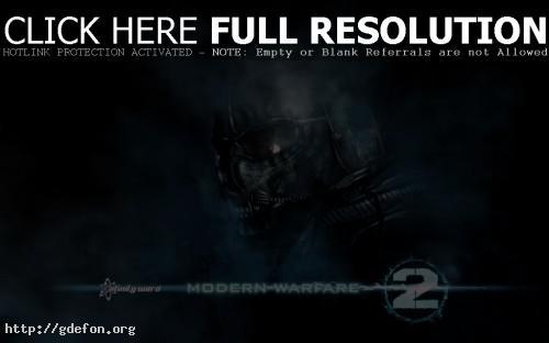Обои CoD Modern Warfare фото картики заставки