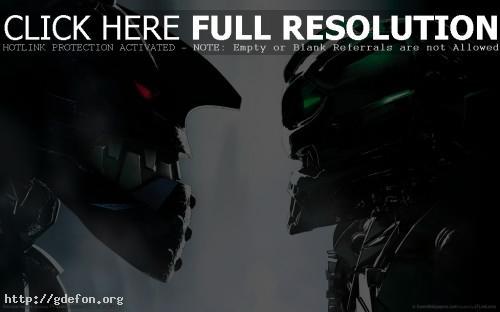 Обои Bionicle Heroes фото картики заставки