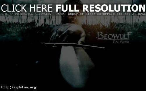 Обои Игра Beowulf: The Game фото картики заставки