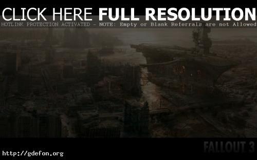 Обои Fallout 3-5 фото картики заставки