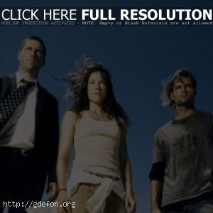 Джек, Кейт и Джеймс