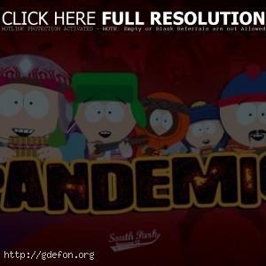 Южный парк Pandemic