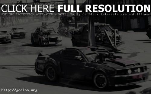 Обои Death Race фото картики заставки