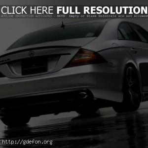 Wald Mercedes Benz CLS C219