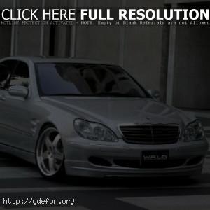 Wald Mercedes Benz S73