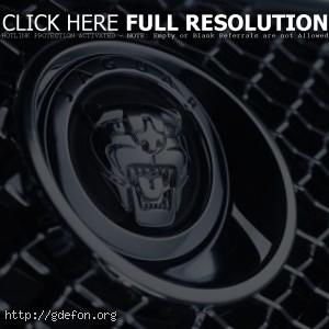 Логотип Jaguar (ягуар)