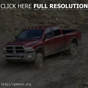 Dodge, Ram, авто, машины, автомобили