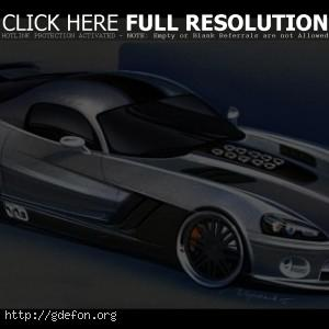 Dodge, Viper, авто, машины, автомобили