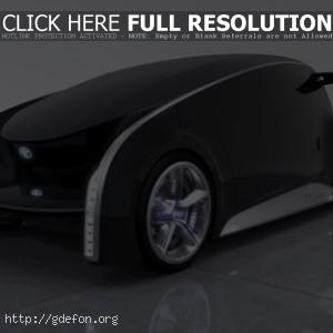 В будущее Toyota
