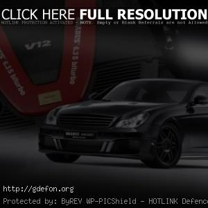 Mercedes Brabus Rocket v12s