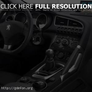 Peugeot, 3008, авто, машины, автомобили