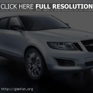 Saab 9 4X BioPower Concept