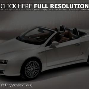 Alfa Romeo Unique