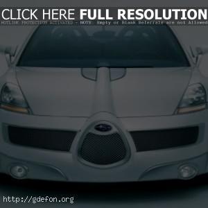 Subaru B11S Concept Fuore F