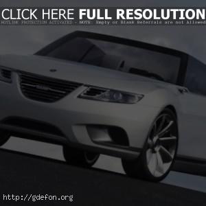 Saab 9 X Air Concept