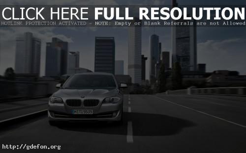 Обои BMW 5 фото картики заставки