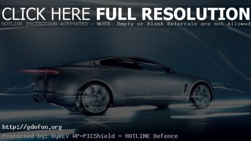 Обои Jaguar XF интересное фото фото картики заставки