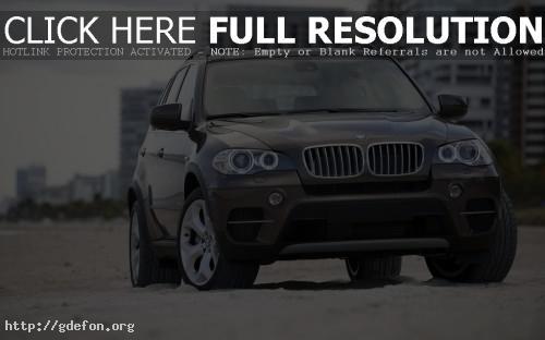 Обои BMW X5 фото картики заставки