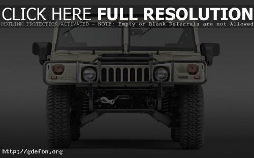 Обои Hummer H1 фото картики заставки