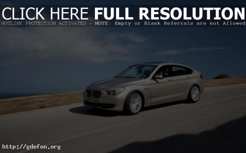 Обои BMW 5 Series фото картики заставки