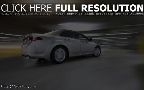 Обои Acura tsx фото картики заставки