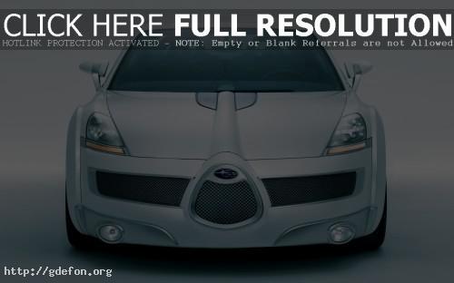 Обои Subaru B11S Concept Fuore F фото картики заставки